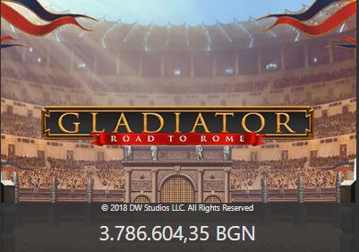 Gladiator bet365 slots
