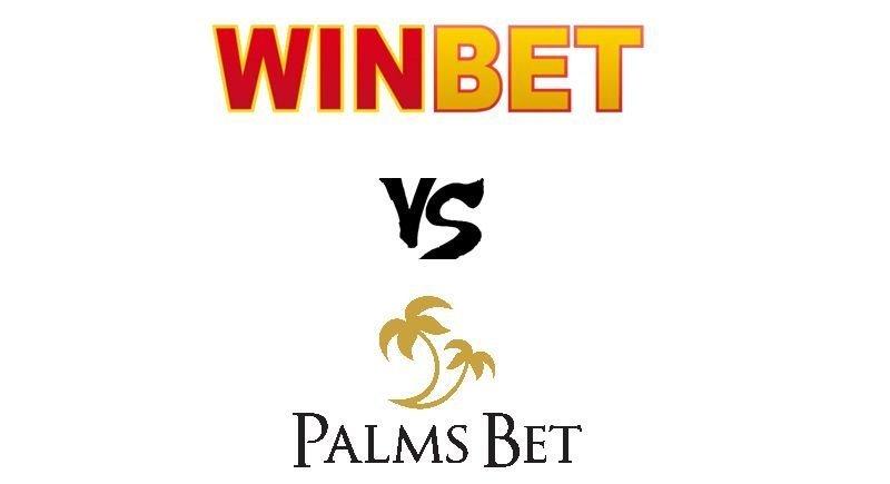 winbet или palms bet - кой е по-добър?