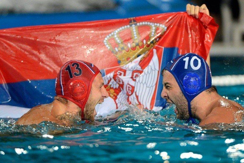 Сърбия фаворит водна топка Winbet Bwin