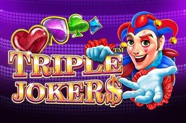 Triple jokers тройной джокер игровой автомат линии аналитические