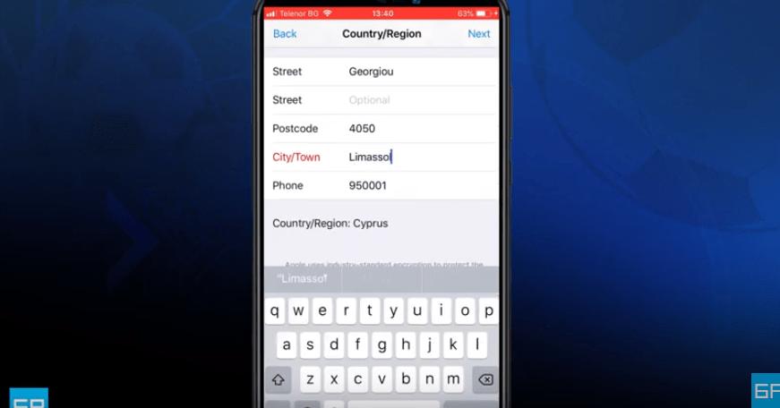 iOS мобилно приложение MELbet