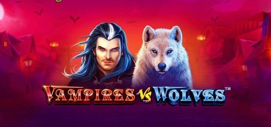 Vampire Wolves Топ 5 слот игри казино