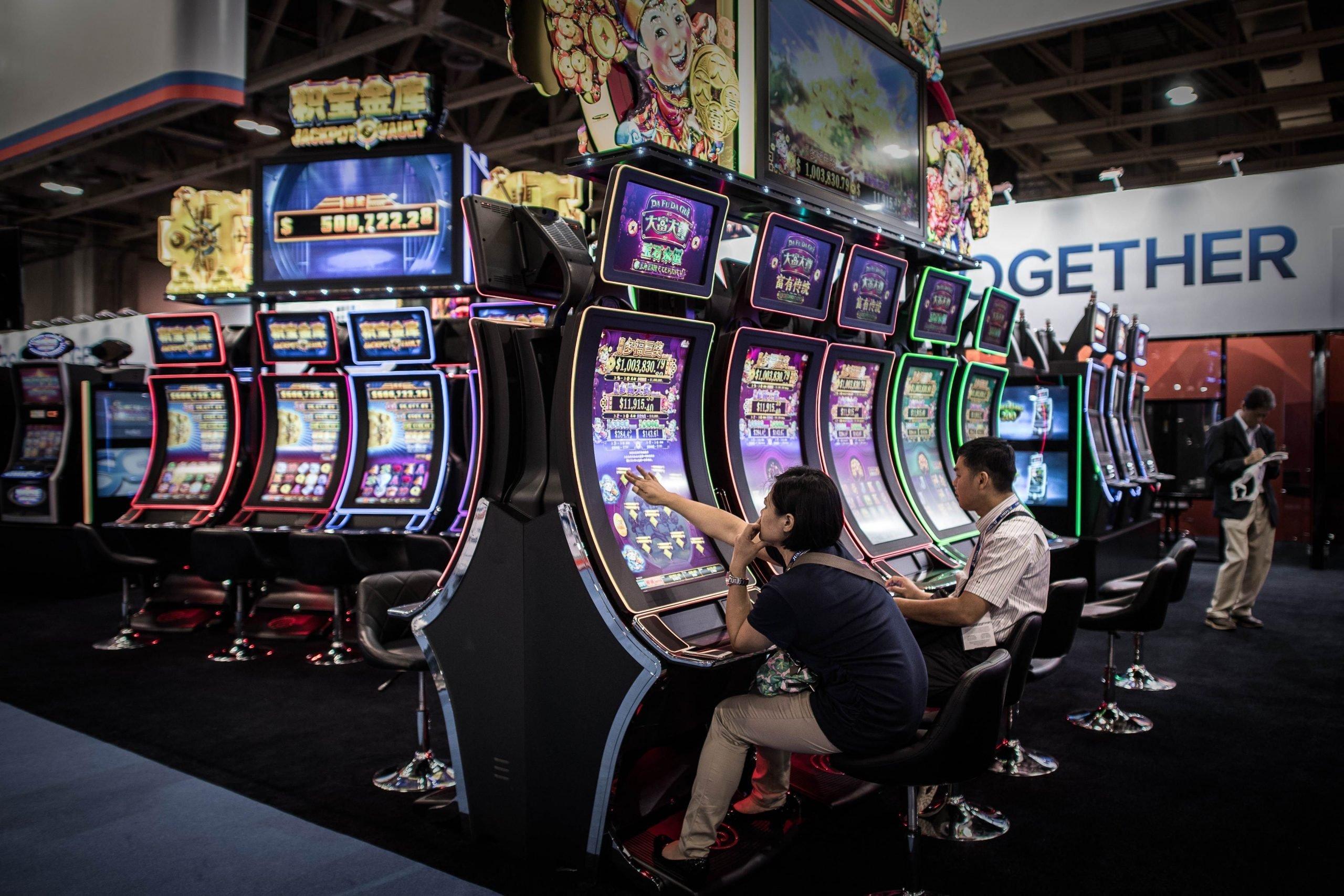 Казино индустрия Лас Вегас япония