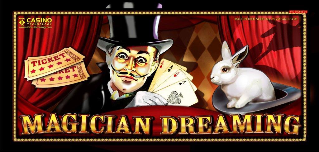 magician dreaming топ 5 слот игри