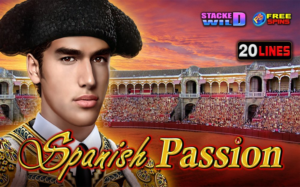 spanish passion слот казино