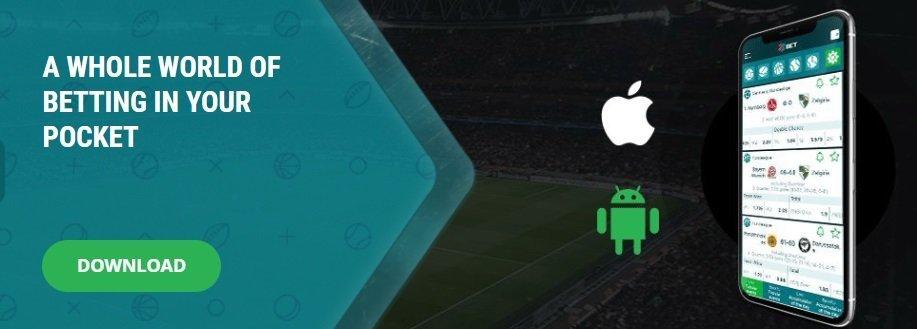 22bet мобилно приложение